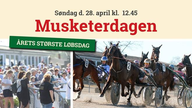 Skive Trav Dansk Hestevæddeløb